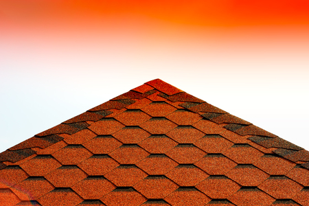 Egypt roof pyramid tiles background
