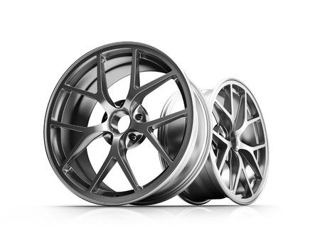 alloy: Silver Forged Alloy Car RIm