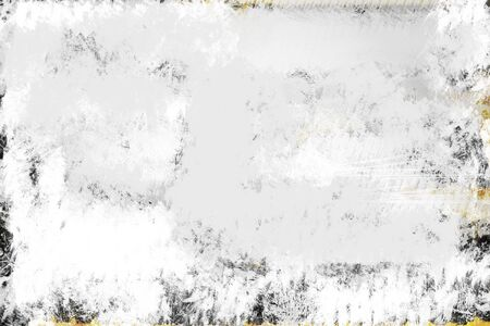 A grunge painted background