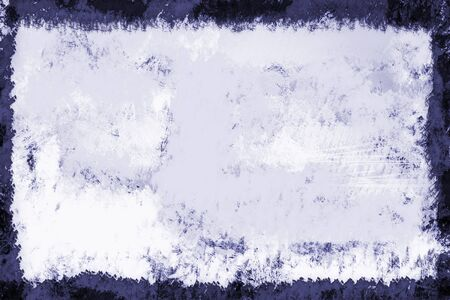 A grunge painted abstract background