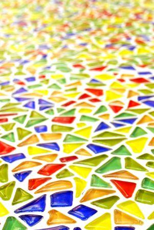 Hintergrund, sch�n, Backstein, multicolor, Farbe, Shallow DOF.