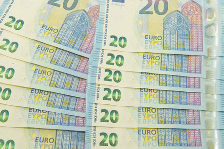 New euro currency