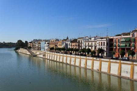 The quarter of Triana (Seville - Spain)