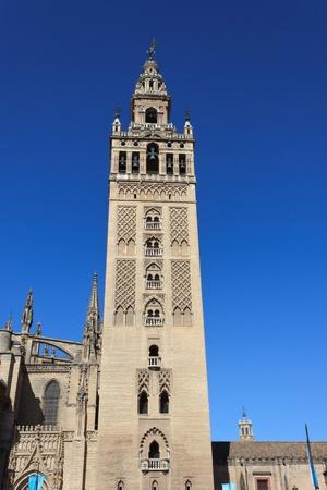 The Giralda tower (Seville - Spain)