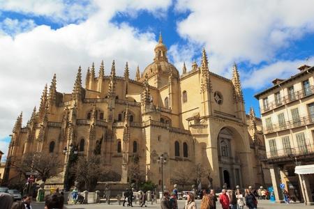 Segovia - Cathedral