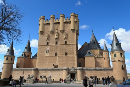 segovia: Segovia - Alcazar