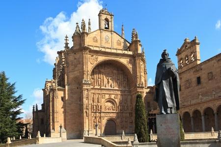Salamanca - Convento de San Esteban 新聞圖片