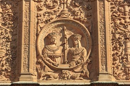 University of Salamanca (Detail)