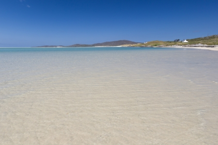 Luskentyre - Outer Hebrides Stock Photo - 14035306