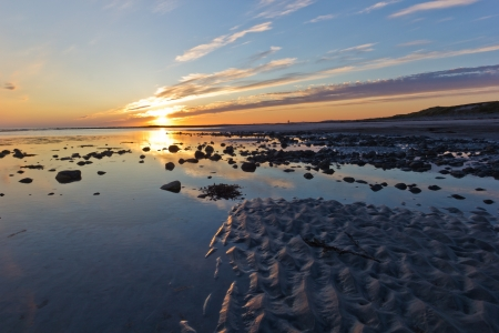 Sunset at Baleshare - Outer Hebrides