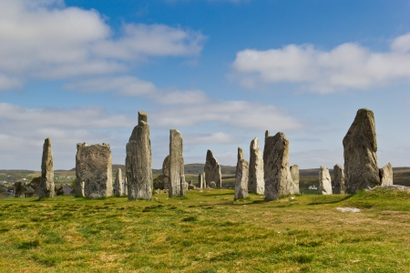 Calannish Stone Circle - Outer Hebrides
