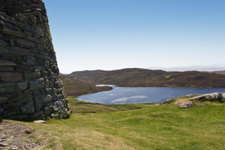 Dun Carloway Broch (Outer Hebrides) photo