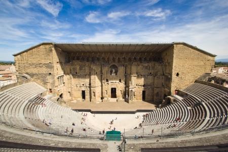teatro antico: Teatro Antico di Orange