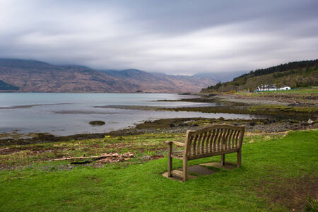 mull: Isle of Mull - Inner Hebrides of Scotland Stock Photo