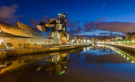 Guggenheim Museum - Bilbao - Euskadi - Spain