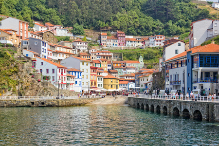 Cudillero is a small village and municipality in the Principality of Asturias, Spain.