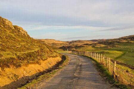 Mull: Scottish Landscape Stock Photo