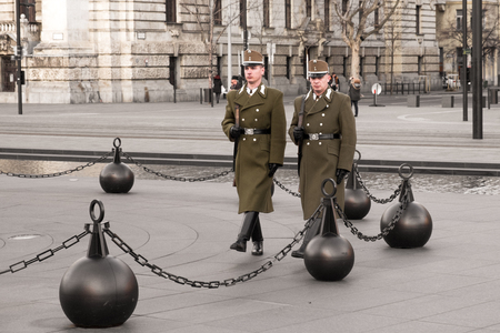 Hungarian Soldiers