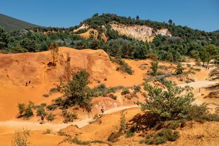 Colorado Provencal Landscape 版權商用圖片