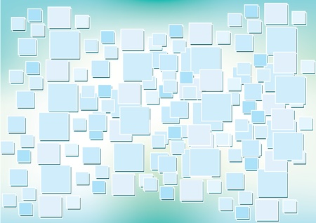 abstract background blocks Stock Vector - 9162831