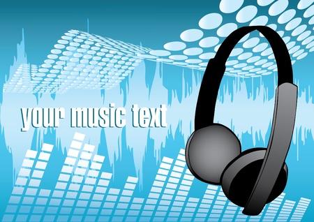 earbud: dise�o de auriculares musical