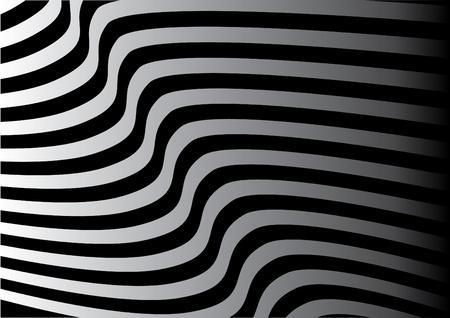 abstract zebra background Vector