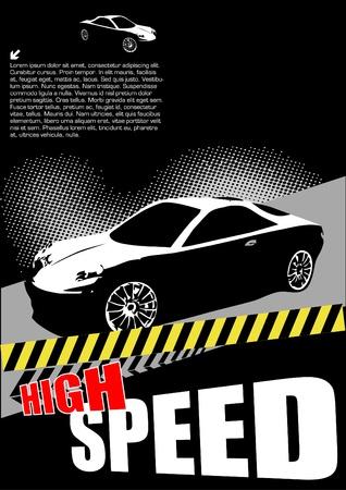 car speed: high speed sport car design