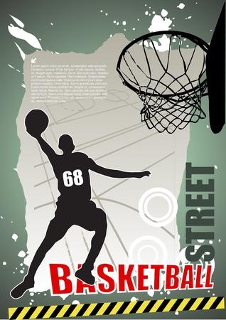canestro basket: basket vettore