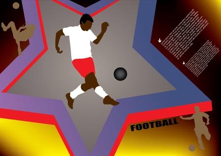 pro: sport star vector