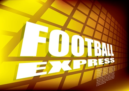 football express background Vector