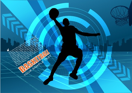 march: basketball vector