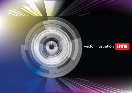 digital futuristic background