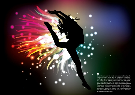 magic ballet background