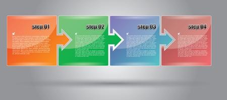 Business Diagram Concept Stock Vector - 16891238