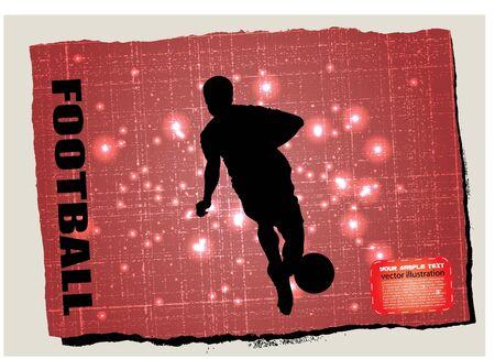 football concept Stock Vector - 17240658