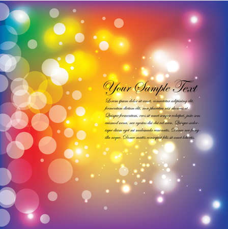 magic circles background   Stock Photo - 21691981