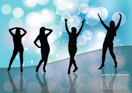 party people background   photo