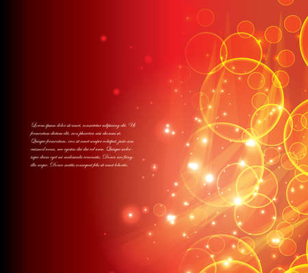 magic circles background   Stock Photo - 21691991