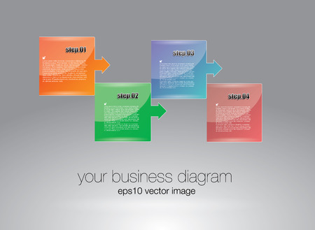 business diagram Vector