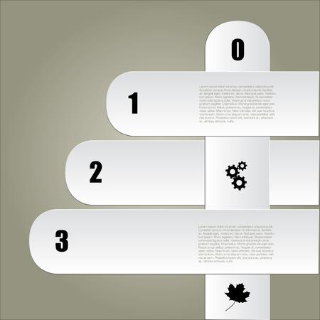 business diagram concept Vector