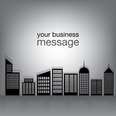 Business Template Concept Vector