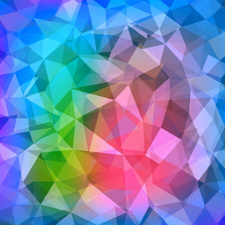 Mosaic Diamond Background photo
