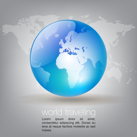 wold: Wold Globe and Pointers