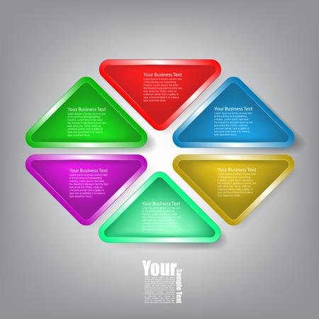 Business Chart Concept photo