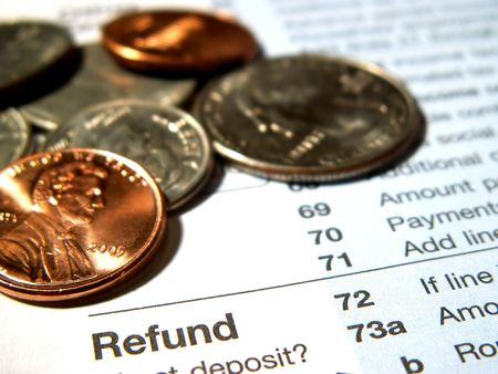 所得税の還付