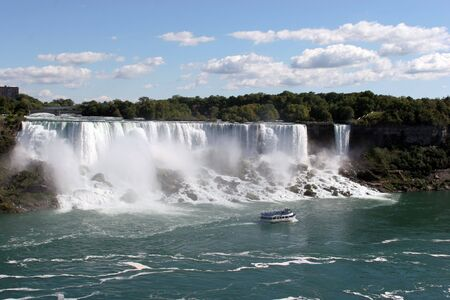 American Side of Niagra Falls