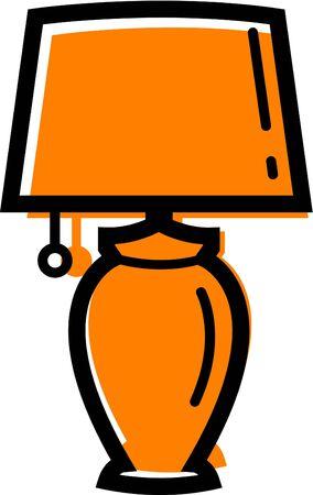 ランプの図