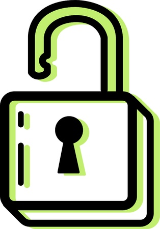 パドロックの図