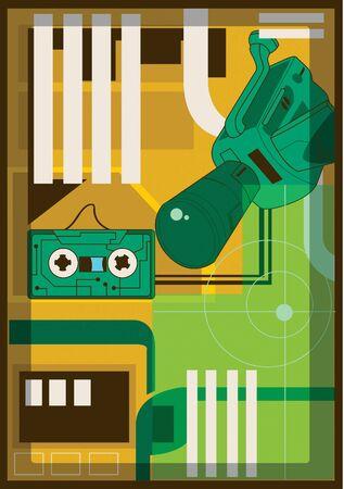 multimedia: An illustration of multimedia technology