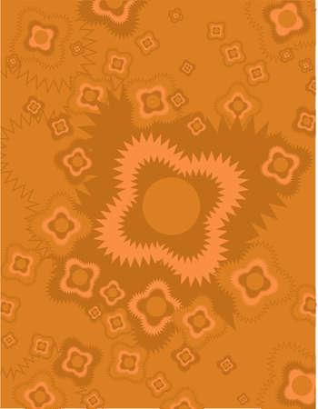 An orange abstract background 版權商用圖片